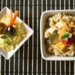 receta facil de curry vegetariano